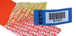 Siegelbänder | Siegeletiketten
