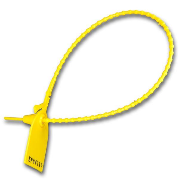 PullTight mit Aufreißlasche gelb geschlossen