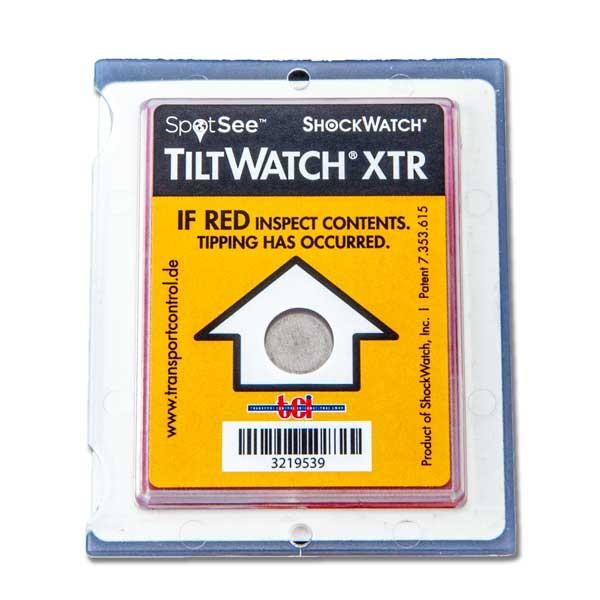 Tiltwatch XTR Kippindikator