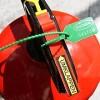 Pull Tight leichte Durchzieh-Plombe grün